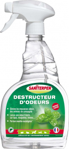 Destructeur d'odeurs 750 ml - Saniterpen