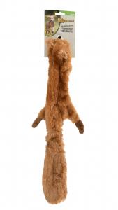 Jouet Ecureuil plat - Skinneeez - 61 cm