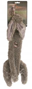 Peluche lapin plat - Skinneez - 61 cm
