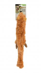 Peluche Renard plat - Skinneez - 61 cm