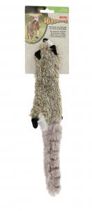Peluche raton laveur plat - Skinneez - 38 cm