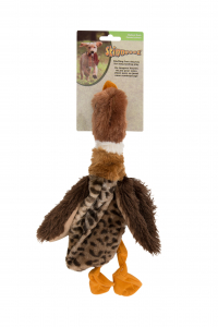 Peluche canard plat  - Skinneez - 35 cm