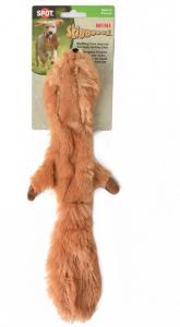 Peluche écureuil plat - Skinneez - 35 cm