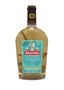 Rhum arrangé - Brazana orange et citronvert - 22% - 70 cl