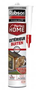 Mastic - Rubson - Perfect Home - Extérieur - Sols et terrasses -  Gris - 280 ml