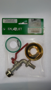 Kit accessoires de récupération d'eau de 1000 L - Fauquet
