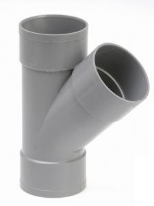 Culotte de branchement femelle femelle - Girpi - 40 mm - 45°