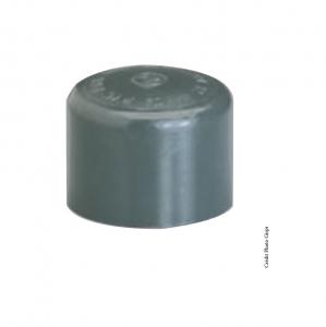 Bouchon - GIRPI - PVC - Ø 25 mm - Lot de 2
