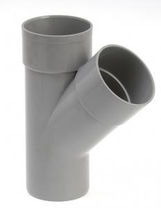 Culotte de branchement mâle femelle - Girpi - 32 mm - 45°