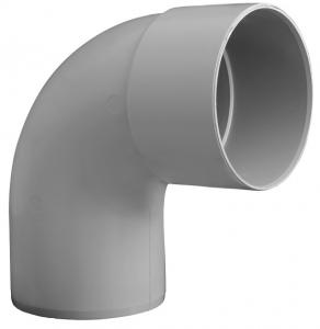 1613465 - Coude simple mâle femelle - Gipri - 200 mm - 87°30