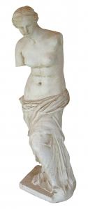 Statue Vénus Milo PM ton vieilli Hairie Grandon