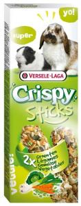 Sticks Crispy Lapins Cobayes Légumes - Versele-Laga - 110 g