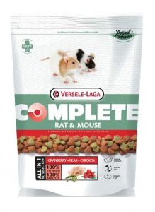 Granulés Complete Rat & Mouse pour rats et souris - Versele-Laga - 500 g