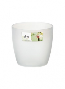 Cache-pot Brussels Orchid High - Elho - transparent - 12,5 cm
