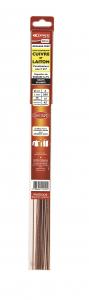15 Baguettes de brasures - Express - Cu/Ph Haute teneur en phosphore - Ø 2 x 380 mm