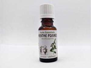 Huile essentielle de Menthe poivrée - 20 ml