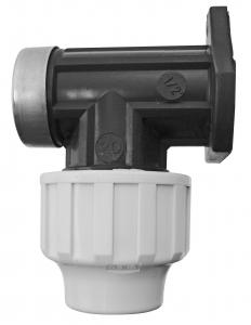 Raccord à compression Applique - Plasson - Ø 25 mm