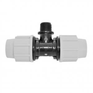 Raccord à compression mâle - Plasson - Ø 25 mm - 20 x 27