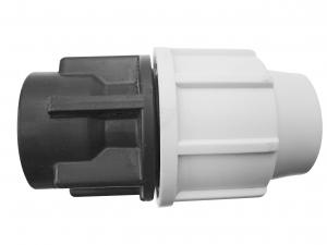 Raccord à compression femelle - Plasson - Ø 32 mm - 26 x 34