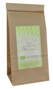 Tisane Minceur BIO - Baronny's - Vrac 50 g
