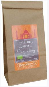 Thé Darjeeling BIO - Baronny's - Vrac 50 g
