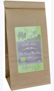 Thé Vert Menthe BIO - Baronny's - Vrac 50 g