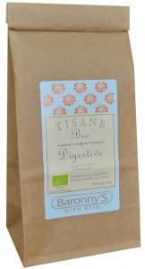 Tisane Digestive BIO - Baronny's - Vrac 50 g