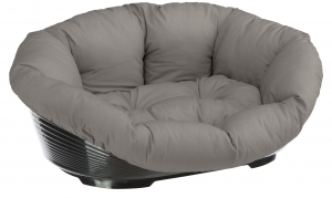 Panier avec coussin Sofa'4 - Ferplast - 64 x 48 x h 25 cm - Westy