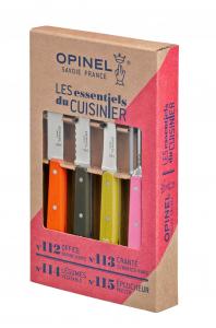 Coffret Les Essentiels Fifties - Opinel - Inox