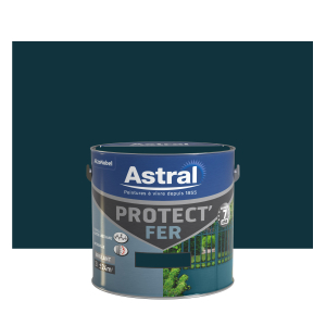 Peinture Protect'Fer - Astral - Brillant - Vert basque - 2 L