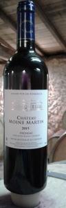 Vin Fronsac - Château Moine Martin - Bag in Box de 5 litres
