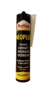 Colle de fixation - Pattex - Néoplus - 380 g