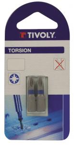 Embout PZD Torsion - Tivoly - n°3