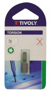 Embout Torsion Torx - Tivoly - N° 20