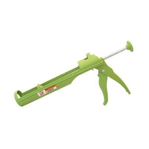 Pistolet cartouche à mastic Stop Gouttes - GEB - Vert