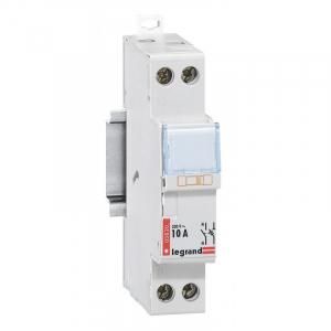 Porte-fusibles 1P+N - Le Grand - 10 A - 1 module - Pour cartouches 8,5 x 23