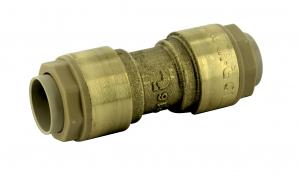 RSO jonction égale - Noyon & Thiebault - Laiton - Ø 14 mm