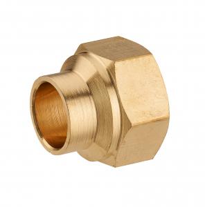 Manchon fer-cuivre - Noyon & Thiebault - Femelle - F15 x 21 - Ø 16 mm
