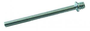 Patte à vis métal -  Noyon & Thiebault - M7 x 150 longueur 50 mm - lot 5 pièces