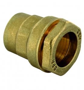 Raccord laiton femelle - ø20 mm - 15 x 21