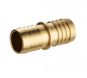Jonction PTR Noyon & Thiebault - Ø 17,5 mm - Laiton - Pour tuyau PE Ø 20