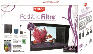 Pack Bio Filtre - Tyrol - 40 x 20 x 25 cm