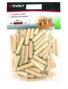 Tourillons - Tivoly - Ø 8 mm