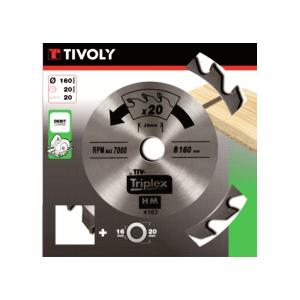 Lame de scie portative - Tivoly - Ø 160