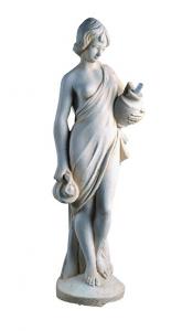 Statue Vénus aux jarres GM H 85 cm Hairie Grandon