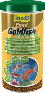 Tetra Pond GoldFish Mini Pellets 1 L - Aliment complet pour poissons rouges de bassin