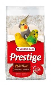 Fond de cage Prestige Marine pour oiseaux - Versele-Laga - 25 Kg
