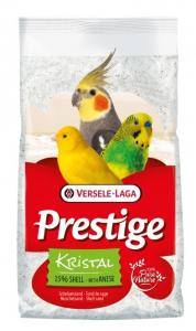 Fond de cage Prestige Kristal pour oiseaux - Versele-Laga - 25 Kg