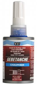 Colle résine étanchéité chauffage - GEB - 75 ml
