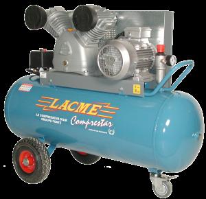 Compresseur à courroie triphasé - LACME - 36 V 150 T